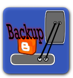 backup no blogger